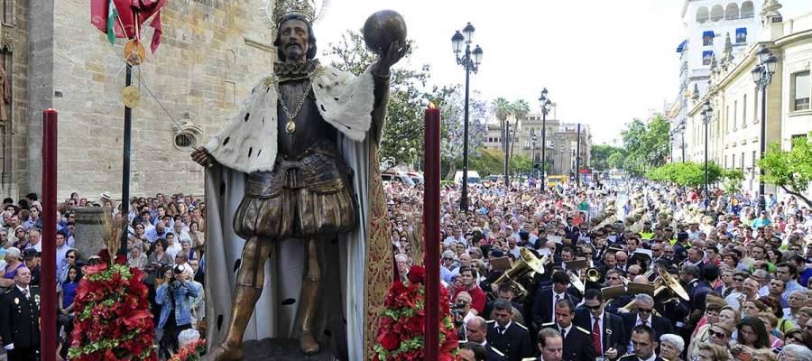 Fiesta del Corpus en Sevilla