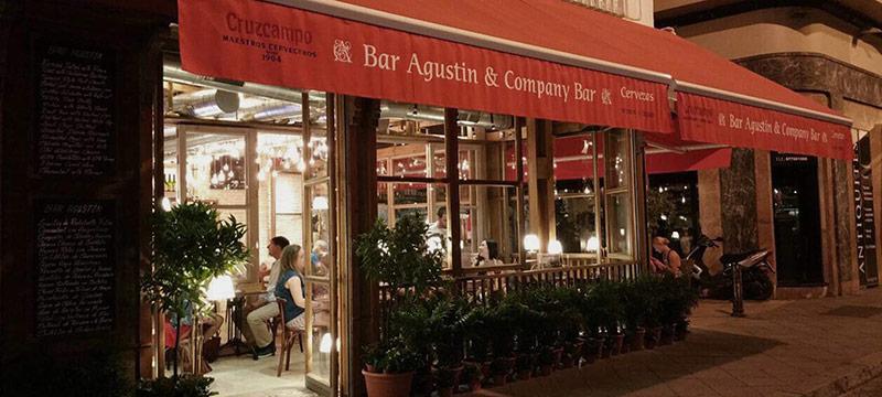 agustin bar terraza
