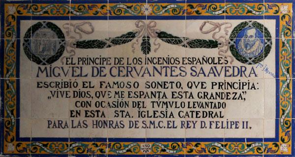 azulejos de ceramica catedral