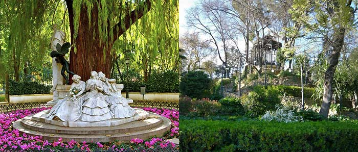romantic date park
