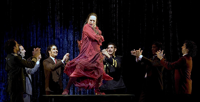 museo baile flamenco sevilla