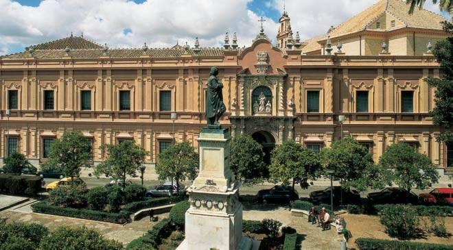 museums in seville bellas artes