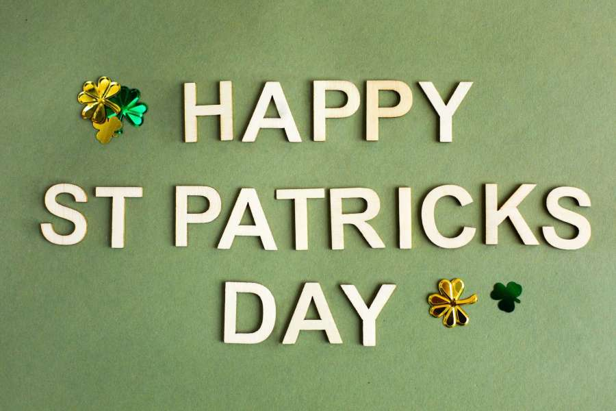 You feeling Lucky? HAPPY St. Paddy's Day