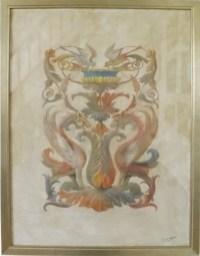 Drakendans (tempera)