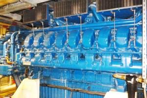VP185 Generator
