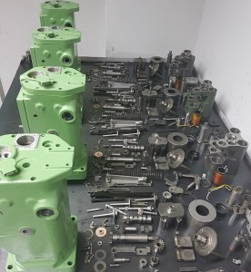 Woodward Governor UG8 Dial Type in for Overhaul