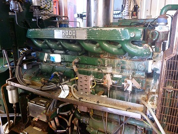 Perkins Engine 2000 Series, Bartech surveyed and overhauled for a client.