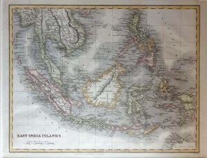 East Indies by Scott
