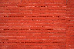 red, brick, texture
