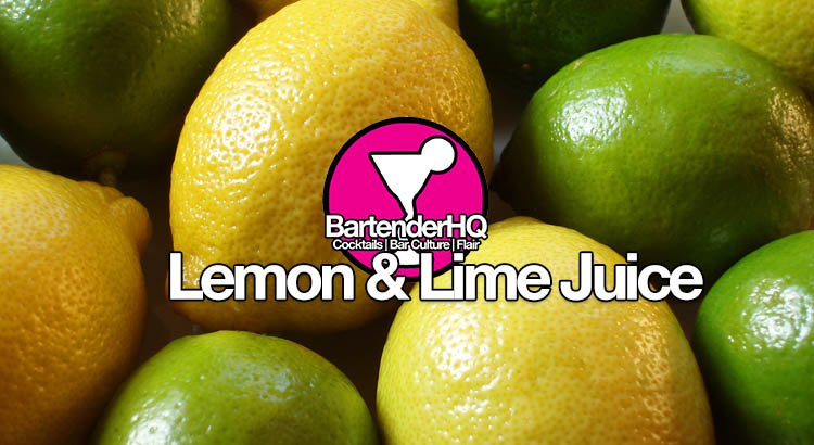 Lemon & Lime Juice