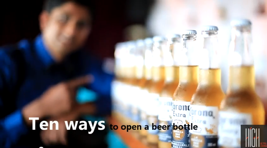 10 Awesome Ways to Open a Beer!