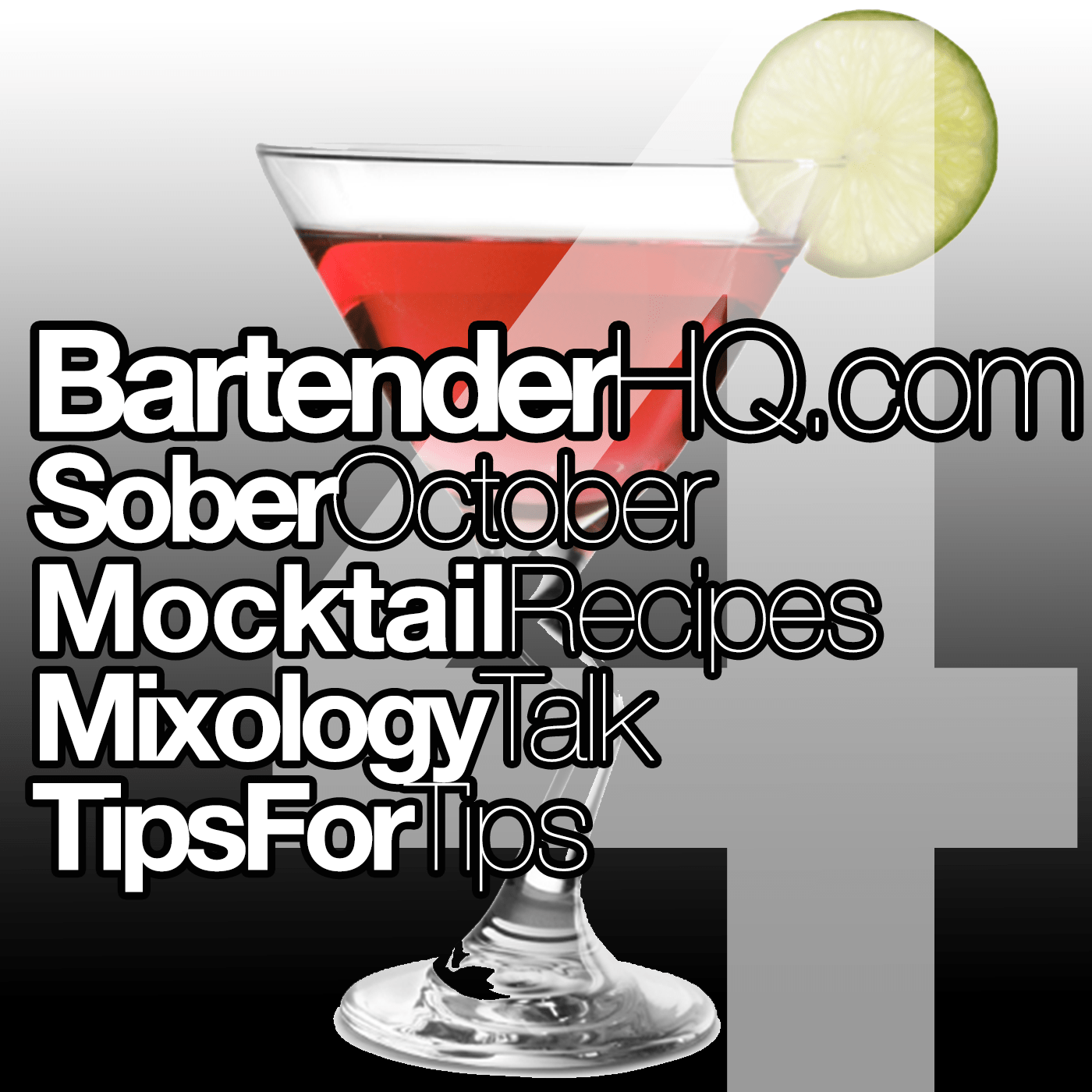 Episode 04: Bartender HQ podcast – Go Sober October!