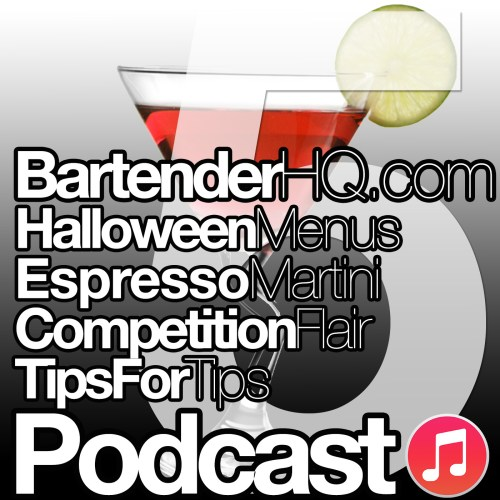 Podcast Episode 5: Halloween Menus, Competition Flair and More!