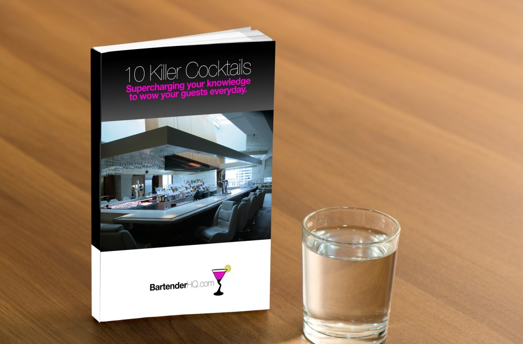 10 Killer Cocktails eBook