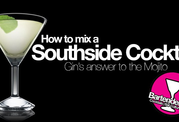 Southside Cocktail Recipe