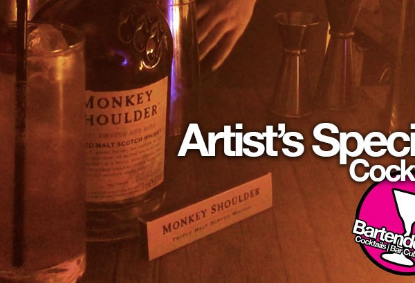 Artist's Special Cocktail