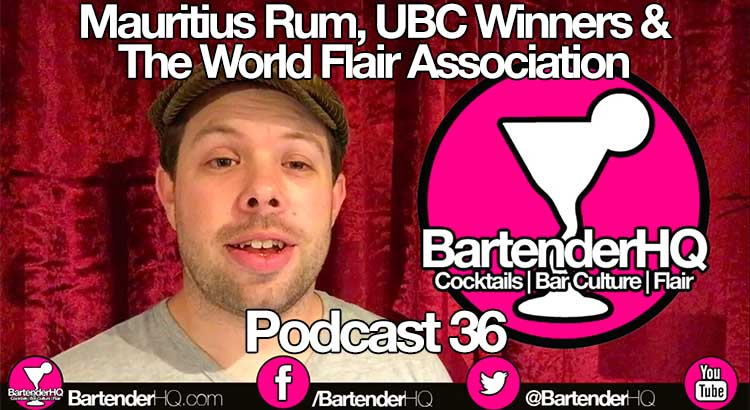 Podcast 36 Mauritius Club, UBC Results & World Flair Association