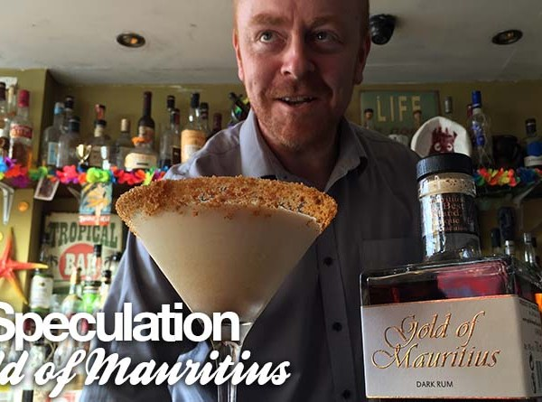 Speculation Cocktail: Gold of Mauritius