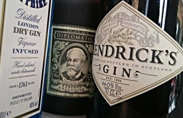 Cocktail, Spirit and Bar Trends 2016