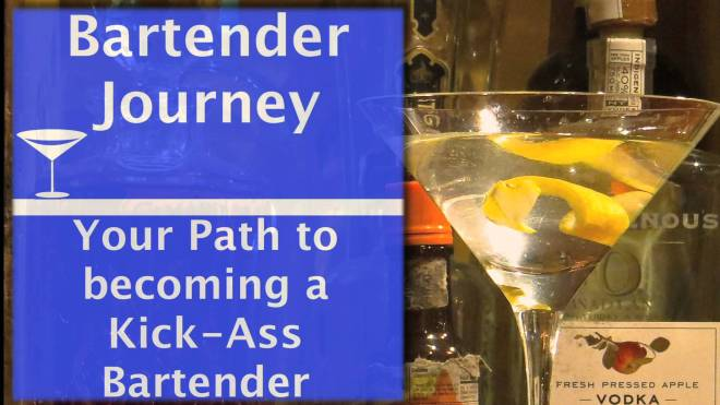 Bartender Journey Podcast
