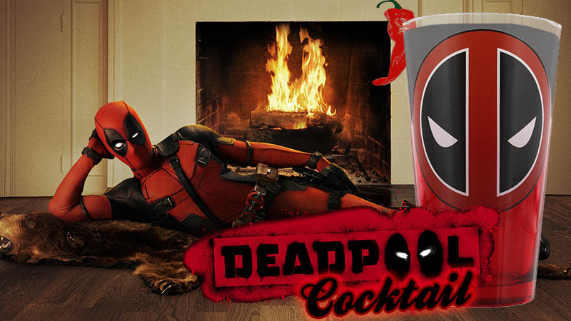 Deadpool Cocktail Recipe