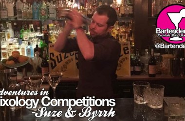 Mixology Competitions