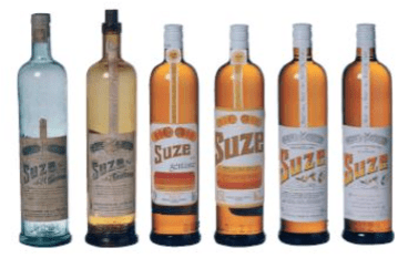 Suze Bottle
