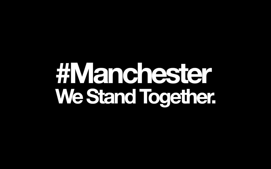 #Manchester. We Stand Together.