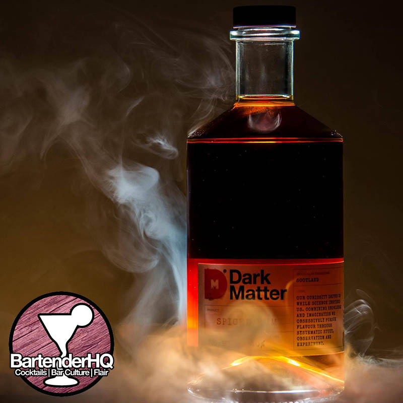 Dark Matter Storm Cocktail