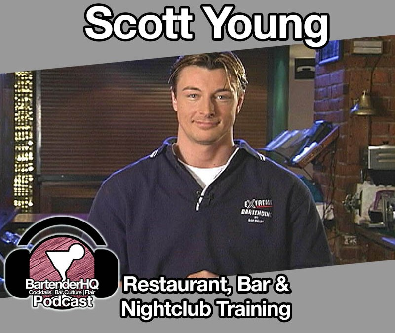 Scott Young from Restaurant, Bar & Nightclub Training