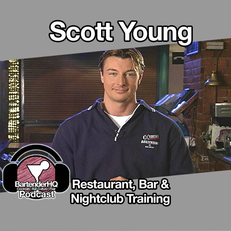 Scott Young Restaurant Bar and Nightclub Training
