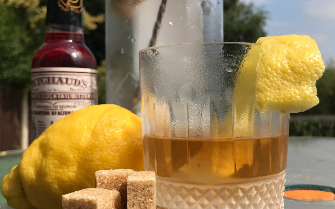 Powerful Stuff Cocktail Recipe – 80s Month