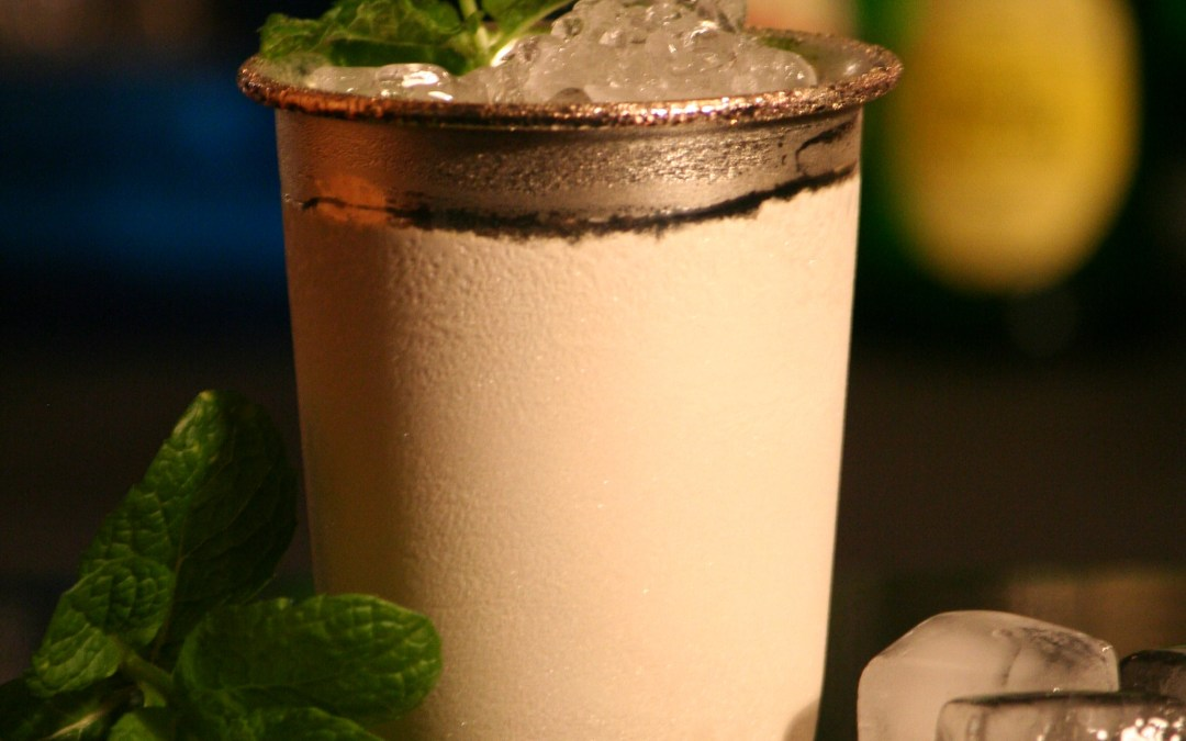 Mezcal Cucumber Julep Cocktail Recipe