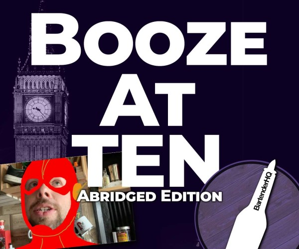 The Flash – SpiceEEPU Cocktail | Booze at Ten 003 (Abridged)