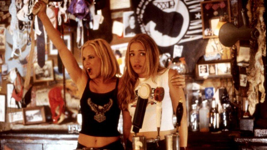 coyote ugly bartenders
