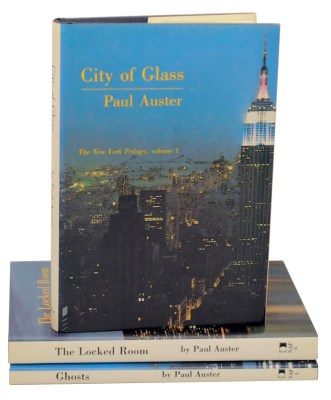 Paul Auster, City of Glass