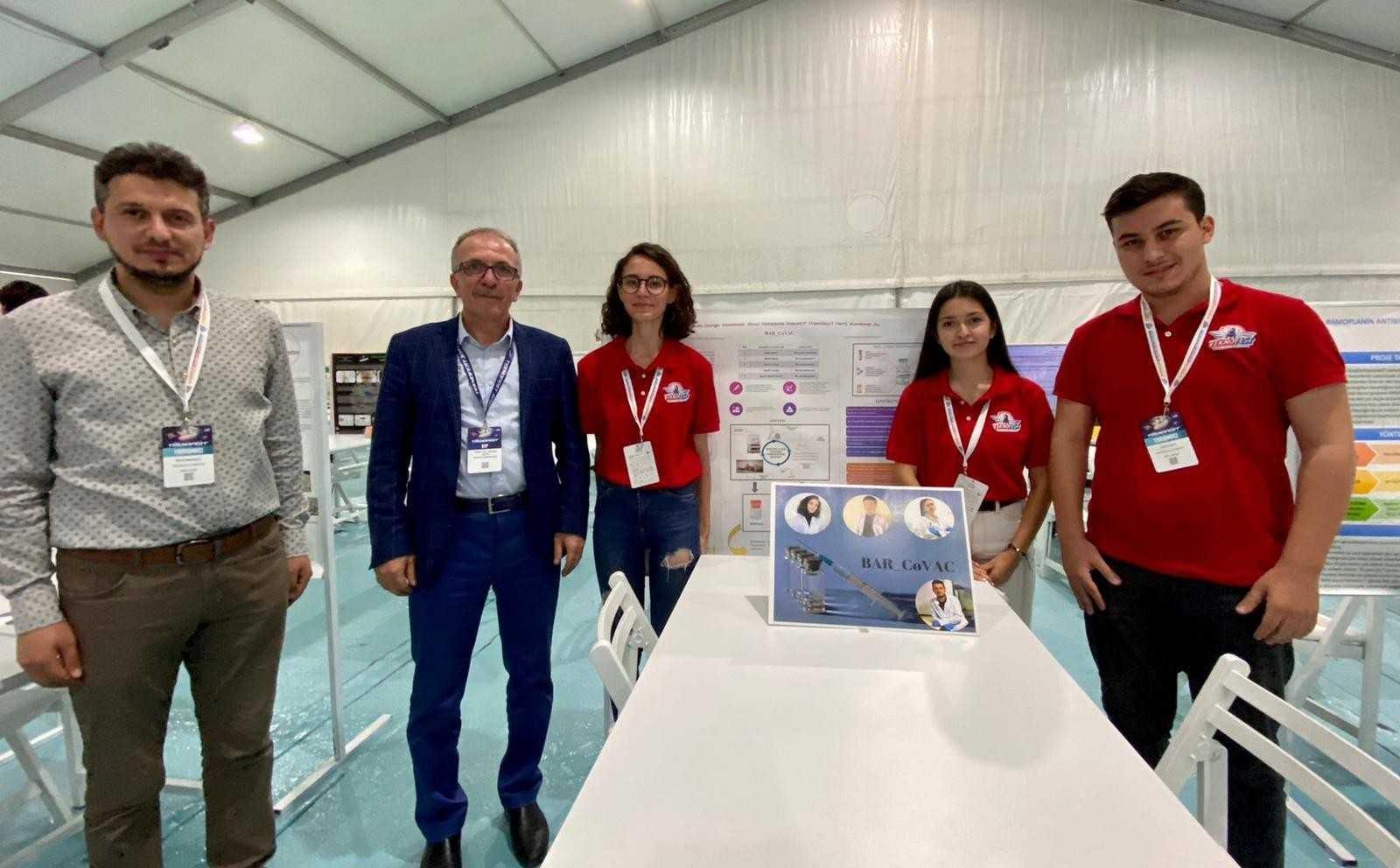 Bartın Üniversitesi öğrencileri biyoteknoloji proje fikirleriyle ilk 10'da yer aldı