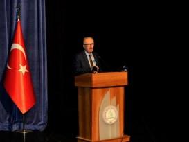 """Rektör Uzun: """"Filyos Projesi bölgemizin ve ülkemizin gücüne güç katacaktır"""""""