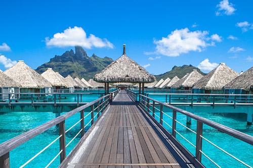 St. Regis Bora Bora Resort   bart.la