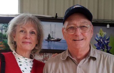Jimmie and Carolyn Bartlett