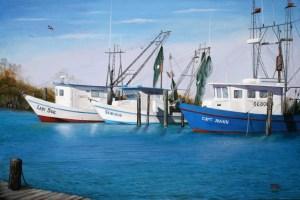 Matagorda Boats