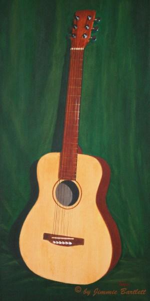 GuitarOriginalJimmieBartlettWEB