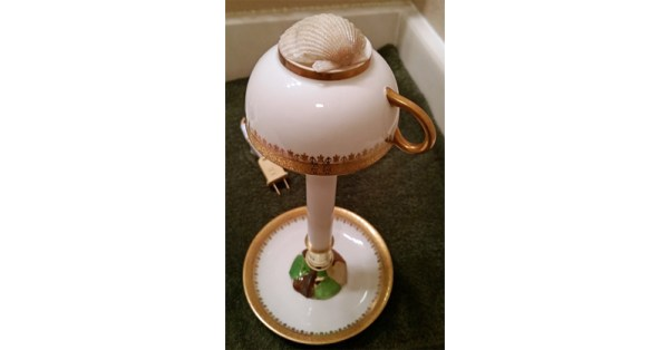 sea shell tea cup twitter templet
