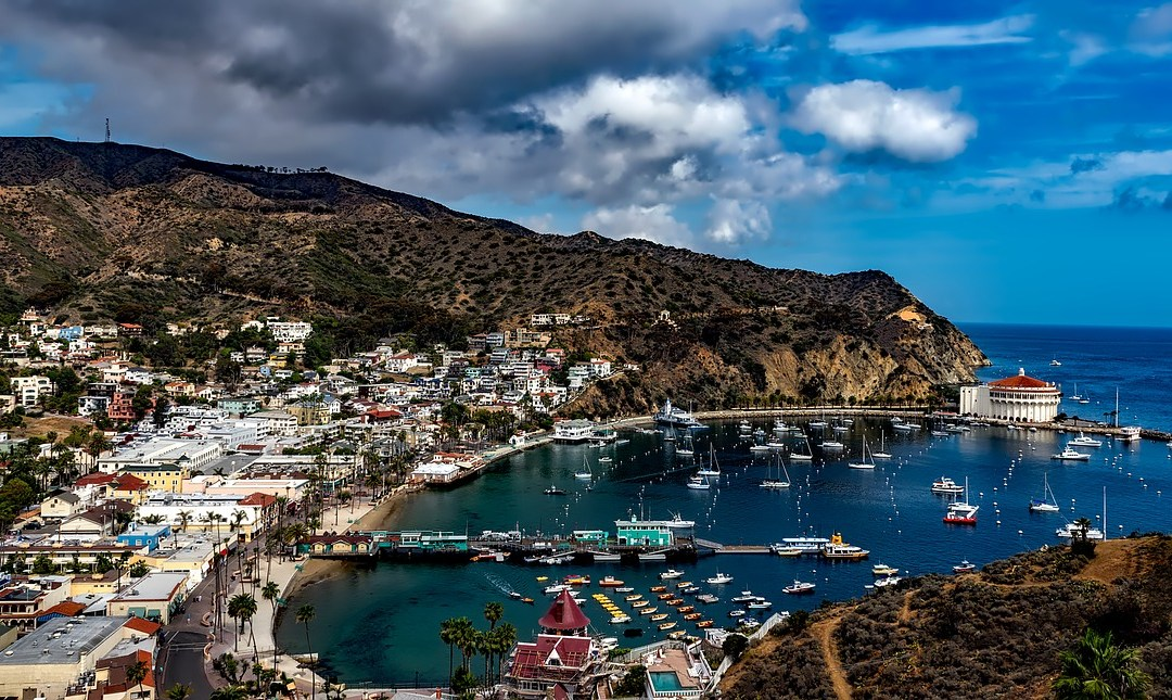 CATALINA ISLAND & PAGEANT of the MASTERS
