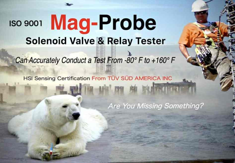 If You Do Not Use Mag-Probe You Are Missing Out