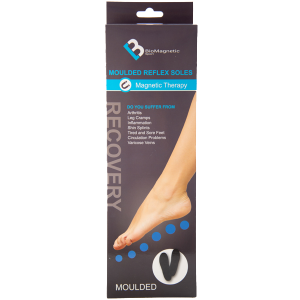 Magnetic Moulded Insoles
