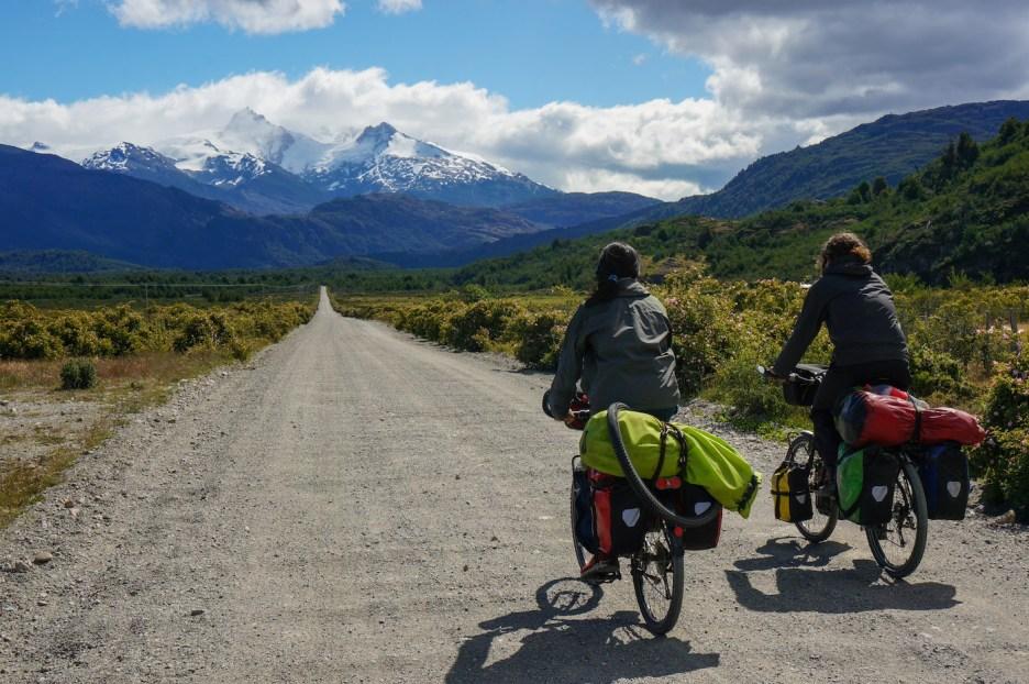 Barton Haynes Carretera Austral Chile