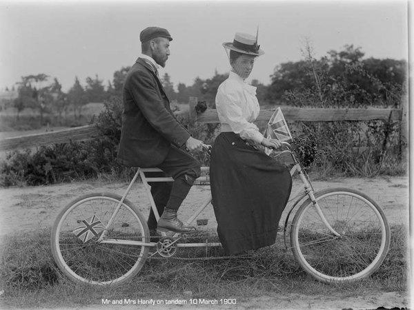 Barton Haynes Cycling CA