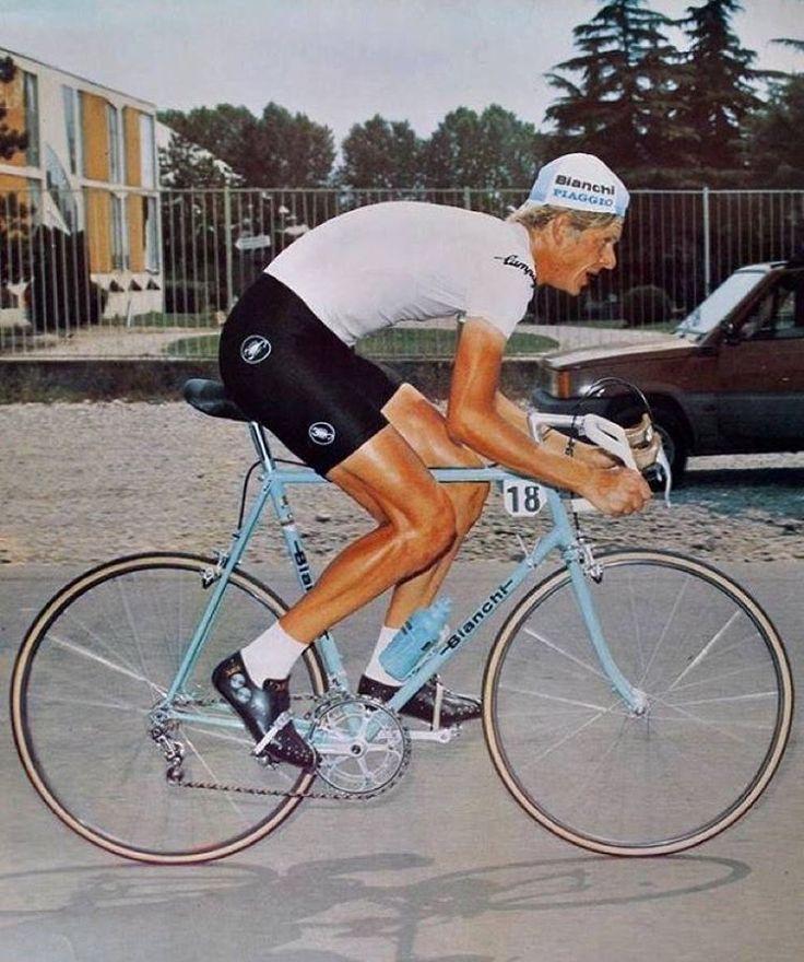Barton Haynes Cycling Vintage