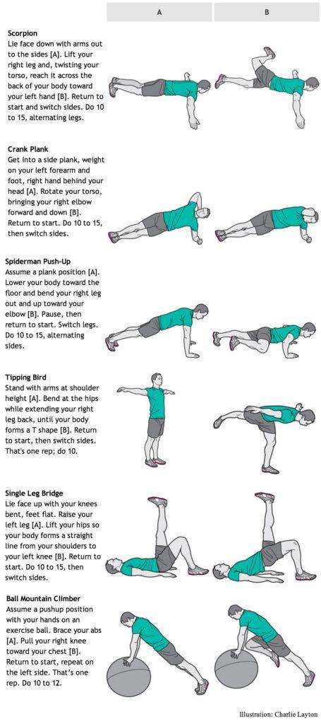 Barton Haynes Exercise